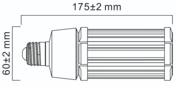 Lampe SYLVANIA ToLEDo Performer 27W