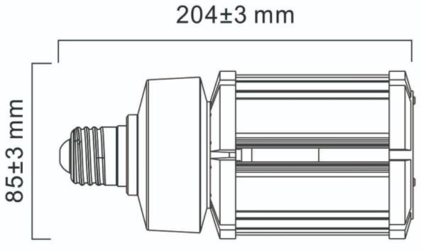 Lampe SYLVANIA ToLEDo Performer 36W