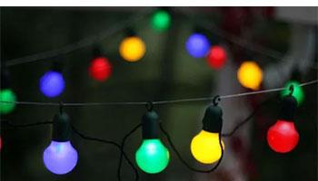 Les ampoules LED B22 pour les guirlandes