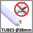 Tubes fluos couleurs T12