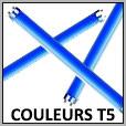 Tubes fluos couleurs T5