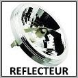Lampes halogènes 12V G53 réflecteur AR111