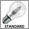 Lampes standard halogène E27/B22