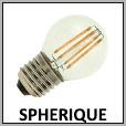 Lampe LED sphérique 12V