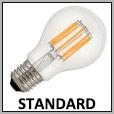 Lampe LED standard basse tension