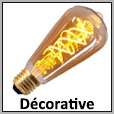 Ampoule LED Décorative