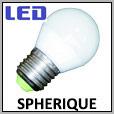 Lampe sphérique LED
